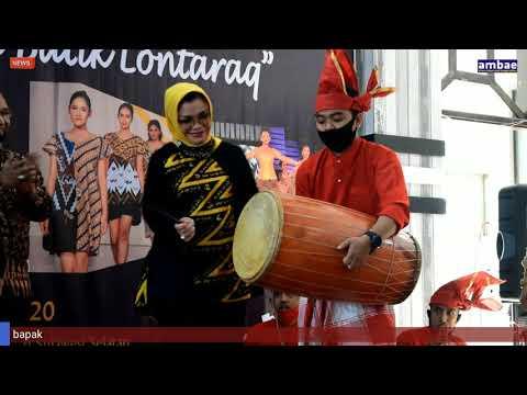 Fashion Show Pesona Batik Lontara | AMBAE.co.id