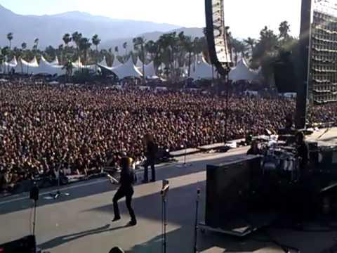 Megadeth Indio CA 3