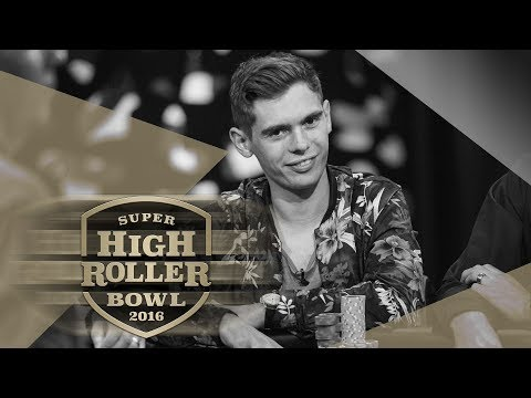Fedor's Mic Drop | 2016 Super High Roller Bowl | PokerGO