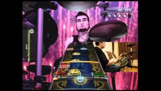 Rock Band 3 - Gone Away - The Offspring - Hard Pro Drums