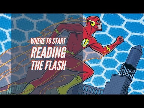 Flash Comic Recommendations