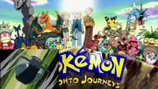 Pokemon Johto Journeys Opening Polish!「FanDub」