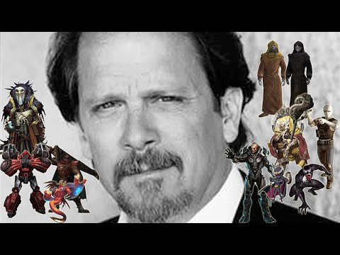 """The Many Voices of """"Keith Szarabajka"""" In Video Games"""