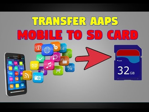 How To Move Apps From Mobile To Sd Card [No Root]