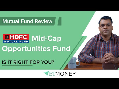 Mutual Fund Review: HDFC Midcap Opportunities Fund | Mid-cap Fund Analysis 2019 | Should You Invest?