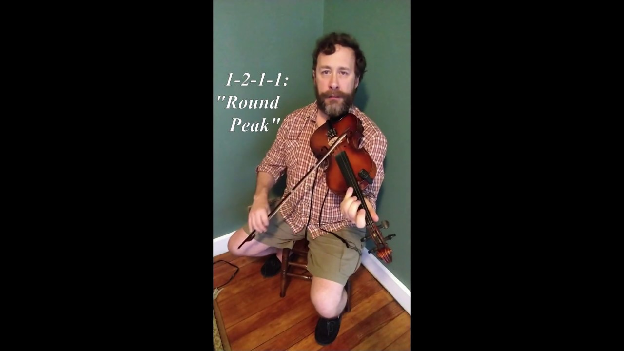 Fiddle bowing patterns lesson with Old Liza Jane