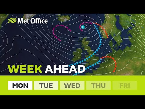Week ahead - Following a mild weekend, cold weather returns
