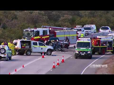 Tragic Crash | 9 News Perth