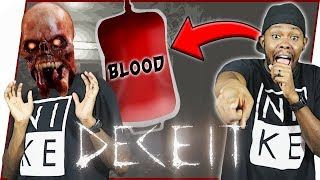 I SNITCHED ON MYSELF ON ACCIDENT! - Deceit Gameplay