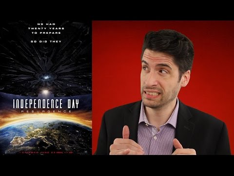 Independence Day: Resurgence - Movie Review