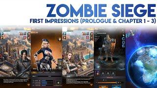 Zombie Siege Last Civilization First Impressions [Chapter 1-3] screenshot 2