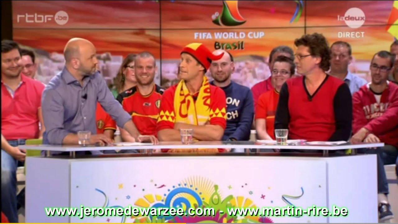 Download 06 - Les Cariocas sociaux - Jérôme de Warzee et Kiki l'innocent - Coupe du monde - RTBF