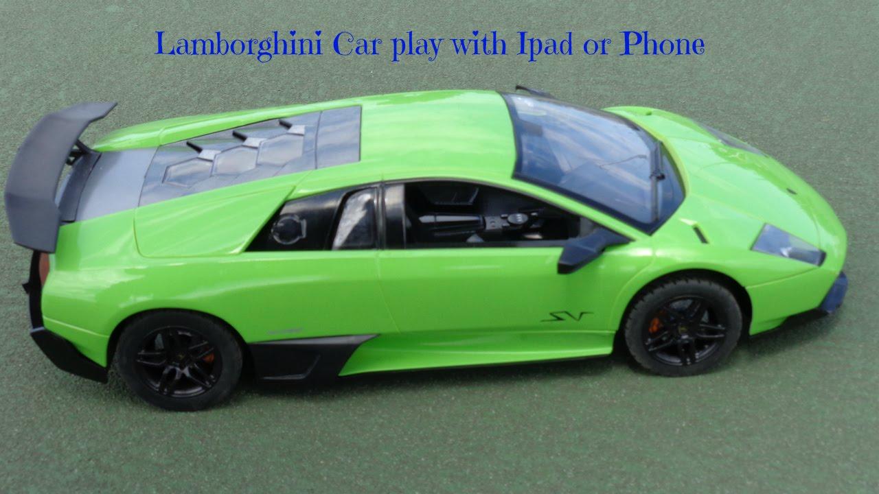 lamborghini toy car for kids