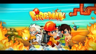 Fireman  -- Magma Mobile Game --