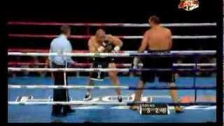 DAVID TUA vs ALEXANDER USTINOV   FULL FIGHT