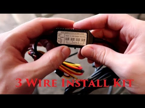 Dash Camera Hard Wire Kit || A Close Look, VIOFO UNBOXING