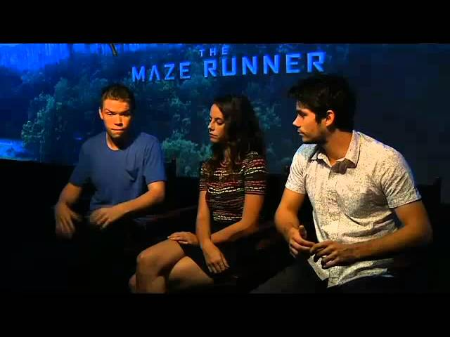 """""""The Maze Runner"""" Deco Drive on WSVN TV Interview"""