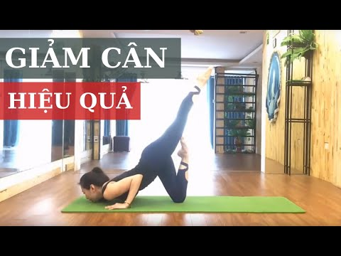45 phút YOGA NÂNG CAO –  Bài tập nâng cao sức khỏe & thải độc cơ thể – Yoga Luna Thái.