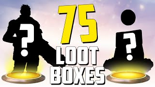 DOUBLE LEGENDARY LOOT BOX! SUPER LUCKY! (Overwatch Loot Box Opening)