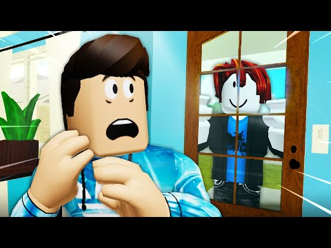 He Was Stalked By A Noob *FULL MOVIE* ( A Roblox Movie)