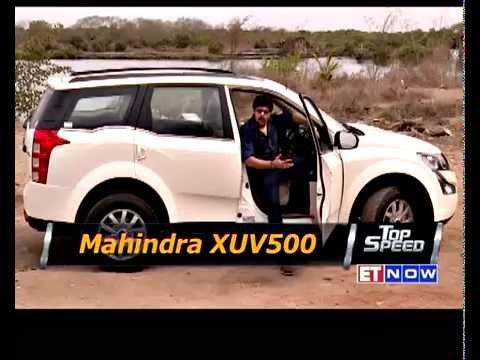 New Mahindra Xuv 500 Top Speed Wheelspin Youtube