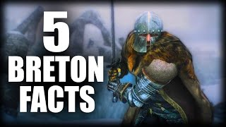 Skyrim - 5 Breton Facts - Elder Scrolls Lore
