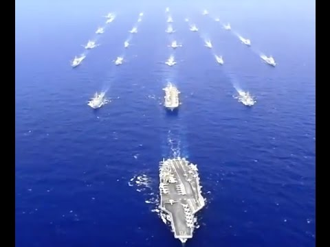 China's Silent War Against America in the Pacific