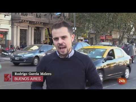 Rodrigo García - Producción de Agencia EFE Argentina para TVE (2016-2017)