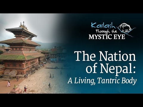 The Nation of Nepal: A Living, Tantric Body | Sadhguru