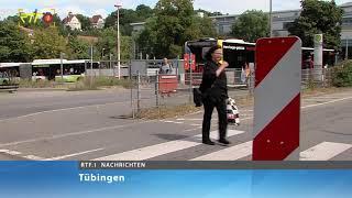 Nächster Bauabschnitt am Europaplatz in Tübingen startet