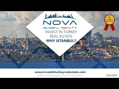 Invest In Turkey Real Estate - Why İstanbul?