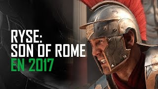 RYSE Son of Rome - Gameplay en Xbox One en 2017