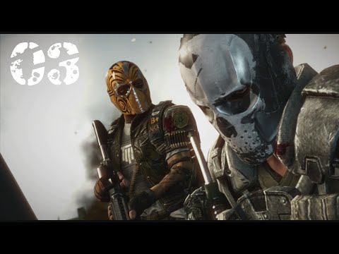 ARMY OF TWO: The Devil's Cartel 03 - Outside Contact & Last Resort (Let's Play)