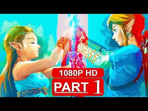 Thumbnail: THE LEGEND OF ZELDA Breath Of The Wild Gameplay Walkthrough Part 1 [1080p HD] - No Commentary
