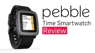 Pebble Time Smartwatch Full In-depth Review
