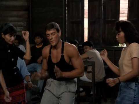 Kickboxer Jean Claude Van Damme Dance HD