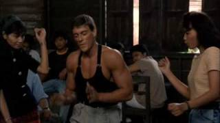 Video Kickboxer Jean Claude Van Damme Dance [HD] download MP3, 3GP, MP4, WEBM, AVI, FLV Juli 2018