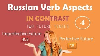Beginning Russian: Verbal Aspect in Contrast. Part 4: Two Future Tenses