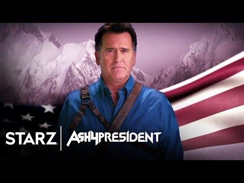 Ash4President | Purple Mountains | STARZ