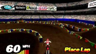 VMX Racing | Retro Game | Davejohnny85