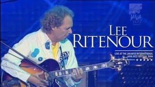 """Lee Ritenour """"A Little Bumpin"""