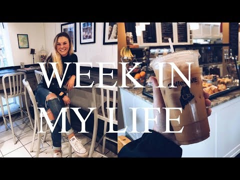 A WEEK IN MY LIFE | february break in maine