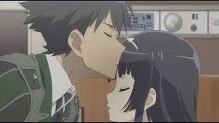"Hundred - Hayato Kiss Karen Kisaragi ""Hayato's Little Sister"" 😘 (English Dub)"