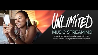 Unlimited Music Streaming (Boost Mobile) HD