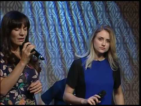 Cintia Alves e Joyce Zanardi - Ao Olhar pra Cruz