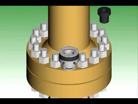 Hydratight TENSIONER Animation