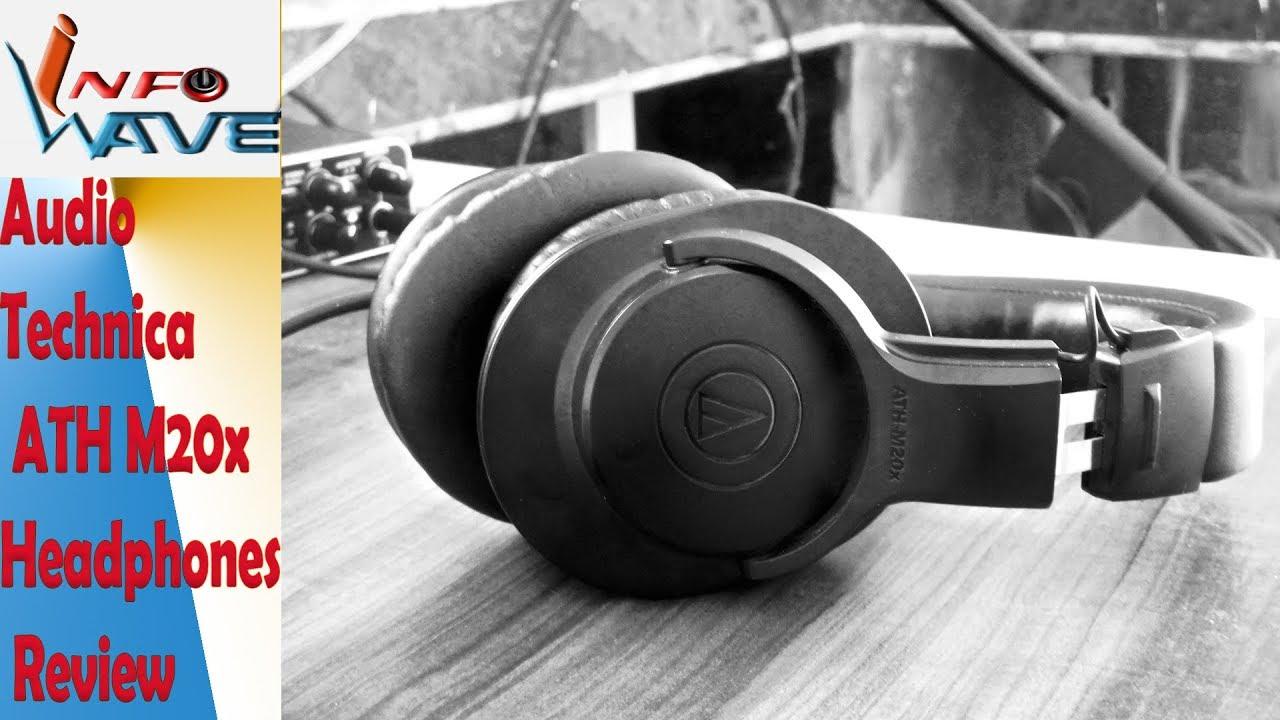 Audio Technica Ath M20x Professional Headphones The Best Headphone Black Monitor