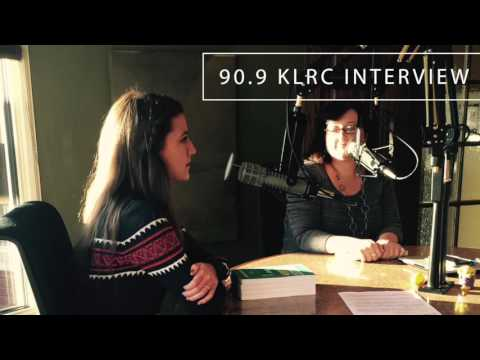 90.9 KLRC Interview with Marjorie