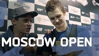 Moscow Open 2018. Как обыграть чемпионов мира по стритболу?