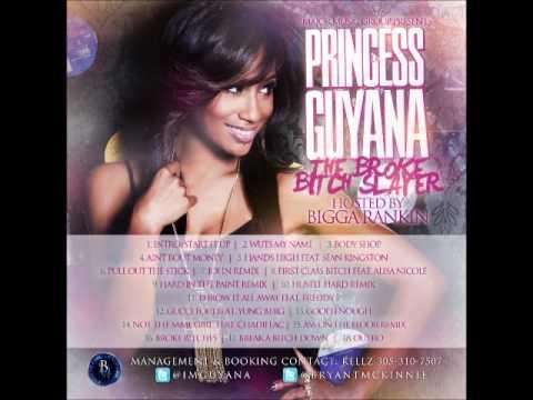 Guyana - Same Girl Feat. Chadillac